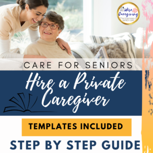 Hire a private caregiver guide