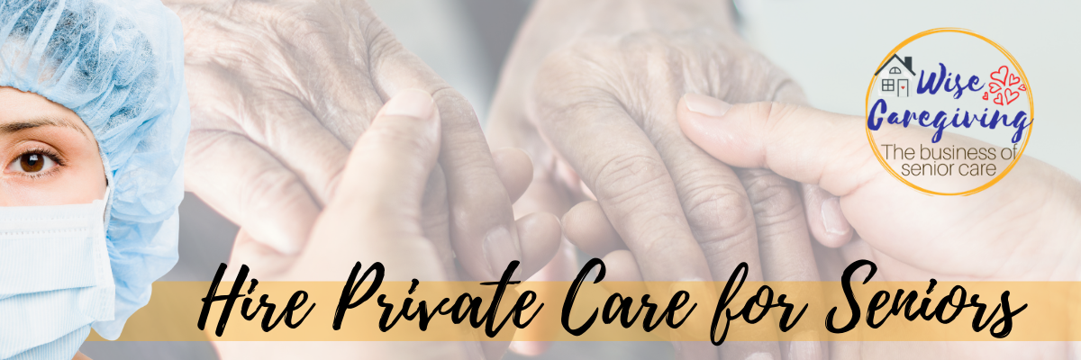 Hire private care for seniors-wise caregiving